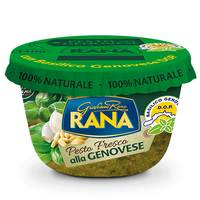 Rana Pesto Sauce With Basil 140g