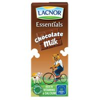 Lacnor Essentials Chocolate Milk 180ml