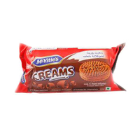 Mcvities Biscuits With Chocolate Cream 63GR