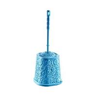 Dunya Squared Toilet Motif Brush 11129