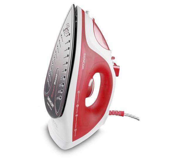 SENCOR D-IRON DRY 5420RD 2200W RED