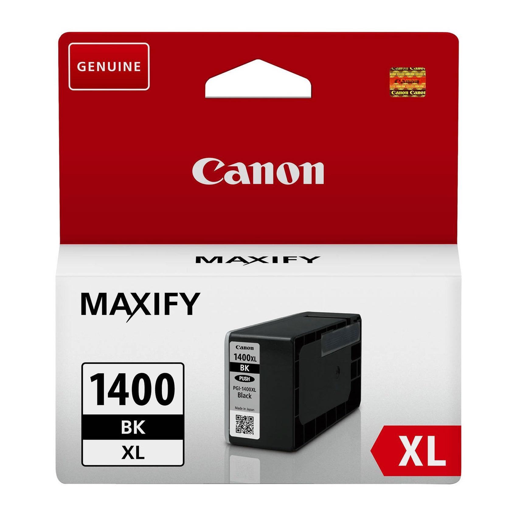 CANON CART PGI1400XL 1200PG BK