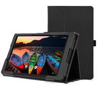 "Lenovo Case Tab3 8"" Case & Film Bw"