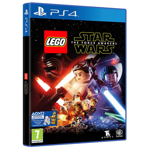 Sony-PS4-Lego-Starwars-Force-Awakens