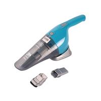 مكنسة كهربائية اليدوية بلاك آند ديكر للتنظيف الجاف والرطب موديل WDB115WA-B5 لون أزرق