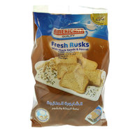 Americana Fresh Rusks with Black Seeds & Fennel 375g