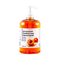 Gel moussant Peach Cream Wash 500ML
