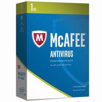 McAfee Antivirus 2018- 1 User