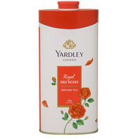 Yardley London Royal Red Roses Perfumed Talc 125g