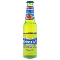 Barbican Strawberry Non Alcoholic Malt Beverage 330 ml