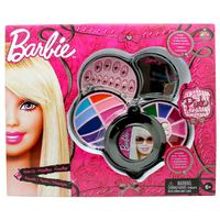 Barbie Round Cosmetic Case
