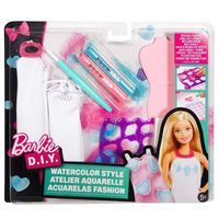 Barbie D.I.Y. Watercolor Style Playset
