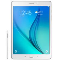 "Samsung Tablet P555 Quad Core 2GB RAM 16GB Memory 4G 7"" White(Open Unit)"