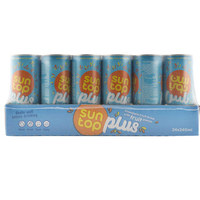Suntop Plus Pineapple With Pulp 240mlx24