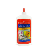 Faber Castell Arts Craft White Glue 480Ml