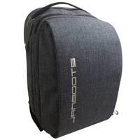 """Janboots Black Backpack 18"""""""