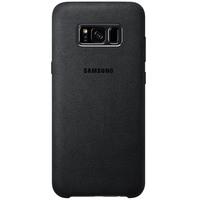 Samsung Case S8 Plus Alcantara Black