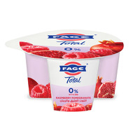 Fage Total 0% Raspberry Pomegranate Yoghurt 170g
