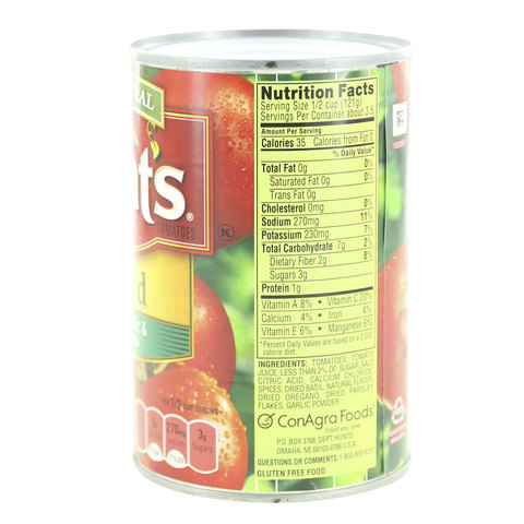 Hunt's-Basil-Garlic-&-Oregano-Diced-Tomatoes-411g