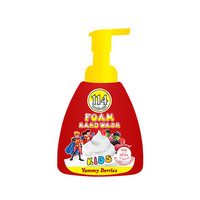 Amatoury Hand Wash Berries For Kids 400ML+300ML