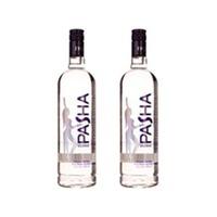 Pasha Vodka Poland Label 2X75CL -10% Off