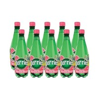 Perrier Sparkling Natural Mineral Water Watermelon 25CL X10