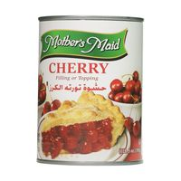 Mother's Maid Cherry Filling Or Topping 595g
