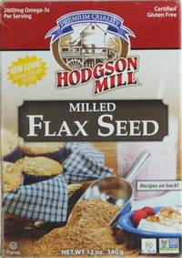 Hodgson Mill Milled Flax Seed 340g