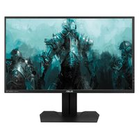 "Asus Gaming Monitor MG279Q 27""144Hz WQHD Free Sync IPS, 4ms Response Time, HDMI, DisplayPort, USB 3.0, 2560 x 1440 Display with Pivot Tilt and Swivel ASUS Eye Care"