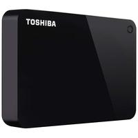 Toshiba Hard Disk Drive 3TB Canvio Advance Black