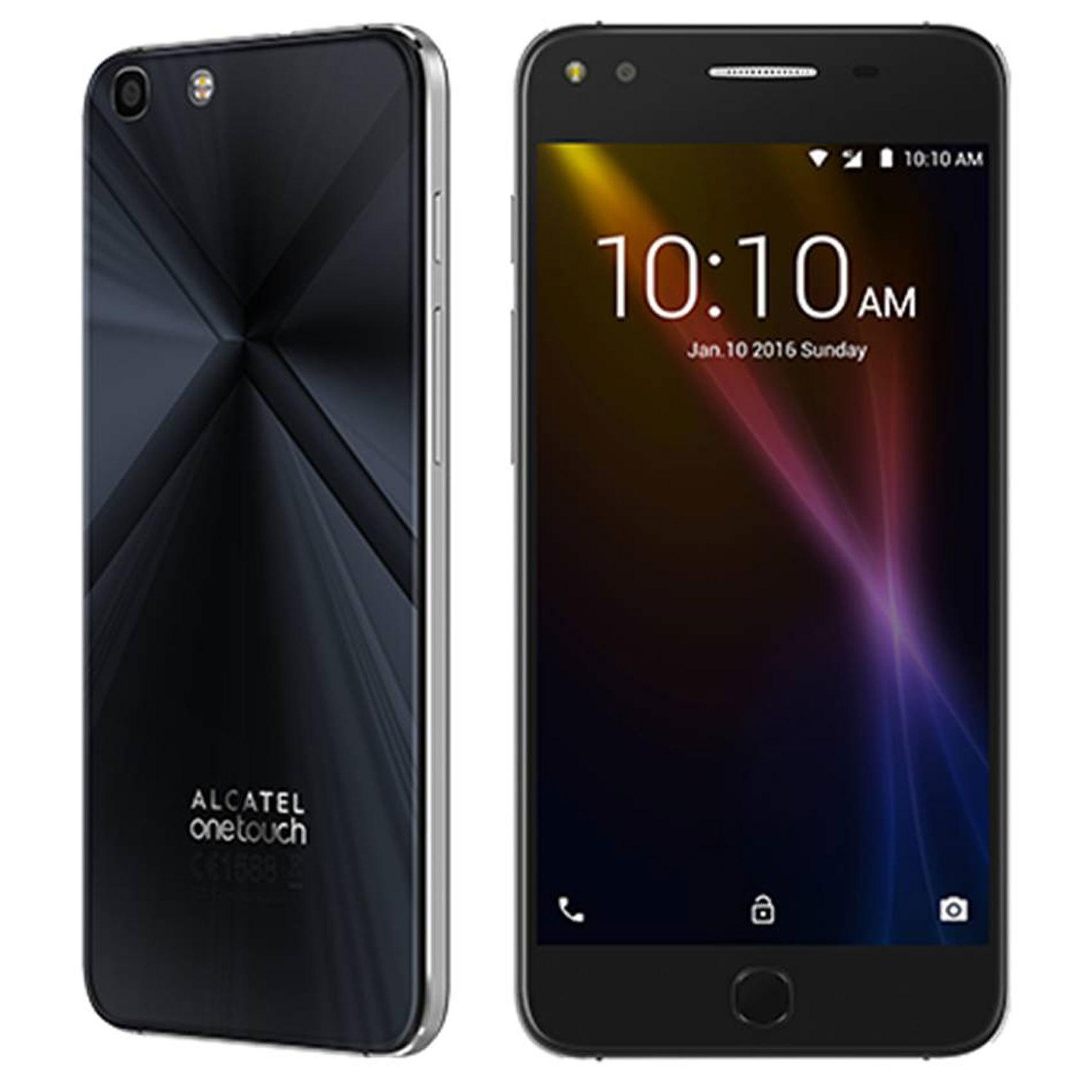 ALCATEL 7053D X1 16GB DS 4G BLACK