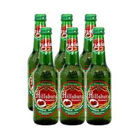 Hillsburg Non-Alcoholic Malt Beverage Strawberry 330ML X6