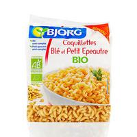 Bjorg Coquillettes Ble Et Petit Epeautre 500GR