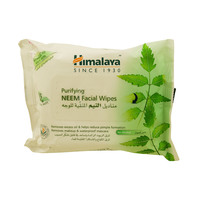 Himalaya Purifying Neem Facial Wipes 25 Wipes