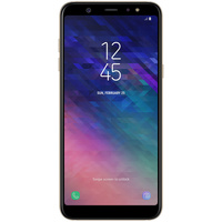 Samsung Galaxy A6 Plus (2018) Dual Sim 4G 64GB Gold