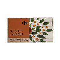 Carrefour Tea Caramel 25 Bag