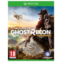 Microsoft Xbox One Ghost Recon Wildlands-Standard Edition