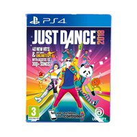 SONY Game PS4 CD Dance 2018