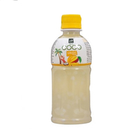 Mogu Mogu Mango Drink With Nata De Coco 320ML