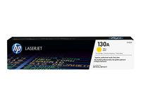 hp Laserjet Toner Cartridge 130A Print 1000 Page Yellow