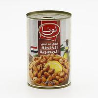 LUNA Foul Medames Egyptian Recipe 400 g