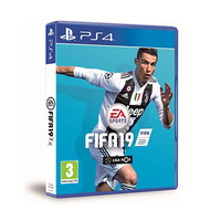 PS4 Fifa 2019 Arabic Version