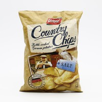 Lorenz Country Chips Salt 125 g