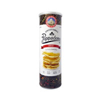Uncle Saba's Poppadoms Chips Barbecue 35GR