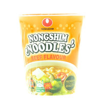 Nongshim Noodles Beef flavor 65g