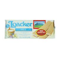 Loacker Milk Crispy Wafers Filled with Milk Cream 175 g