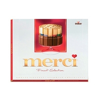 Merci Finest Selection Chocolate mix 250GR X50