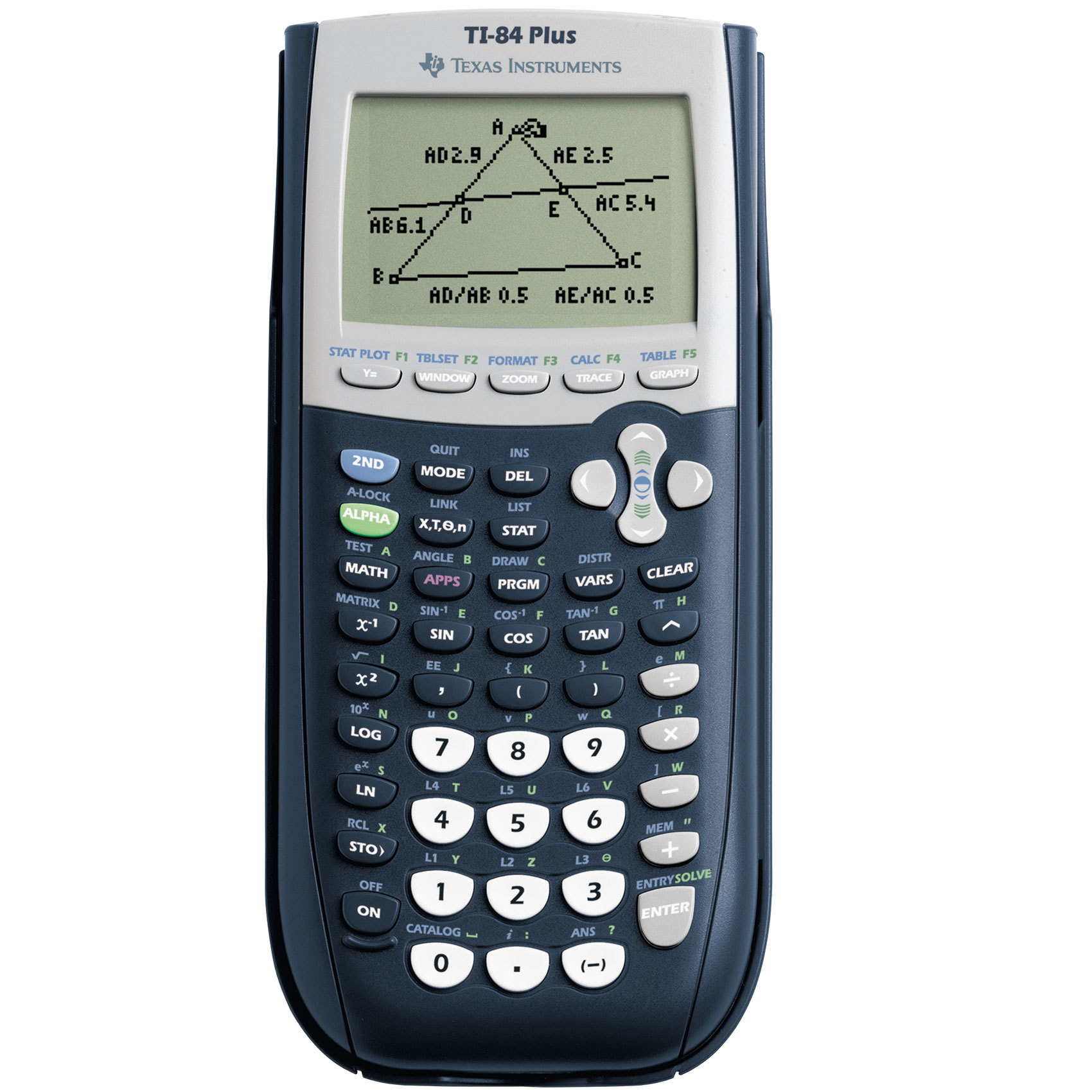 TEXAS TI-84 PLUS GRAPHIC