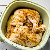 Garlic Butter Chicken Leg 300g