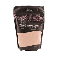 Nabat Organic Pink fine Himalayan Salt 1KG